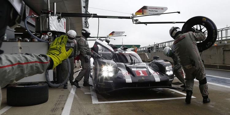 Nuevo doblete de Porsche en el FP2 de Silverstone
