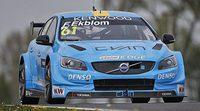 Los Volvo dominan la primera sesión libre en Slovakia Ring