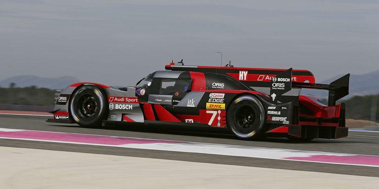 Audi consigue el doblete en la clasificación del WEC en Silverstone