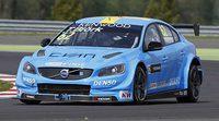 Volvo Polestar, animado tras una competitiva sesión clasificatoria