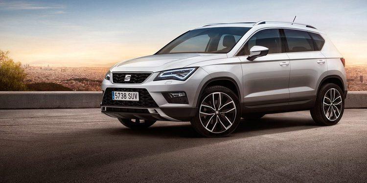 El SEAT Ateca ya está disponible desde 23.690 euros