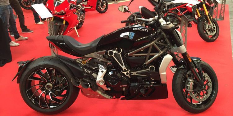 Asistimos a LPA Motown 2016 II Feria de la moto de Las Palmas
