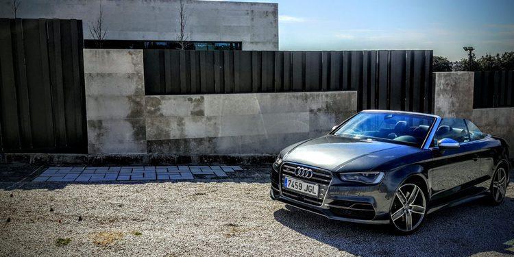Probamos el Audi S3 Cabrio 2015, 300 CV para disfrutar a cielo abierto