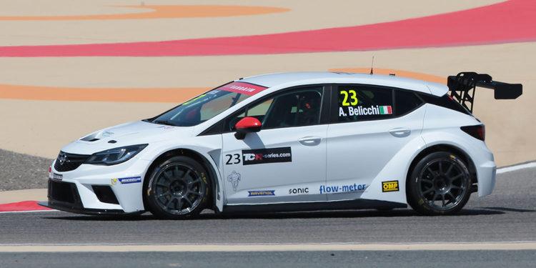 Opel retira al Astra de las TCR Series