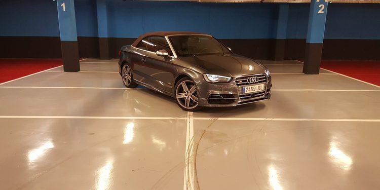 Segunda parte de la prueba del Audi S3 Cabrio 2015