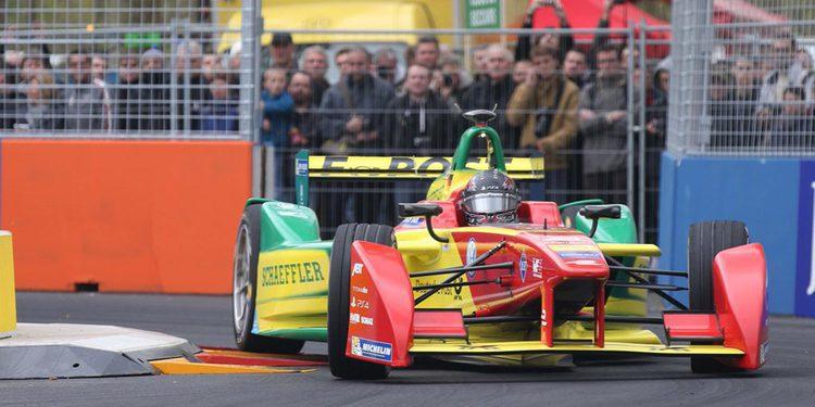Directo: carrera ePrix de París 2016