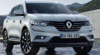 Se filtra la primera imágen oficial del nuevo Renault Koleos 2016