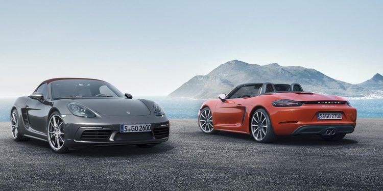 Audi planea fabricar un R6 bajo la plataforma del Porsche 718 Boxster