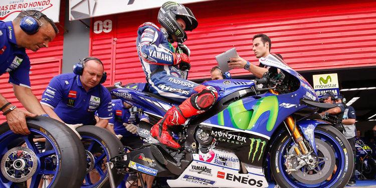 Jerez abre las puertas de Europa al Mundial de motociclismo