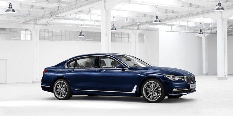 Nuevo BMW Serie 7 Centennial Editions, una edición limitada a 100 unidades