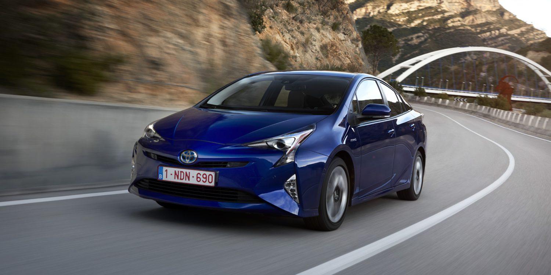 La cuarta generación del Toyota Prius logra cinco estrellas EuroNCAP