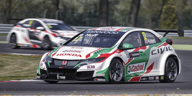 Los Honda engordan 70 kilos para Hungría