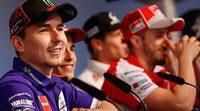 Rueda de Prensa previa al GP de Jerez