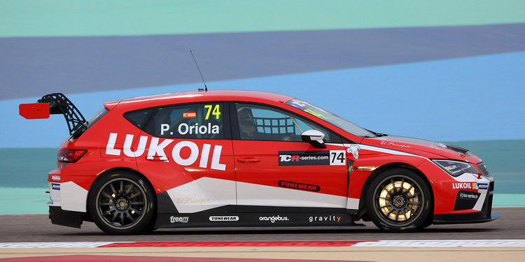 Pepe Oriola será el piloto a batir en Estoril