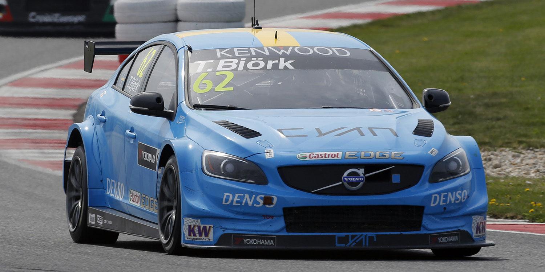 Polestar Cyan Racing listos para Hungaroring