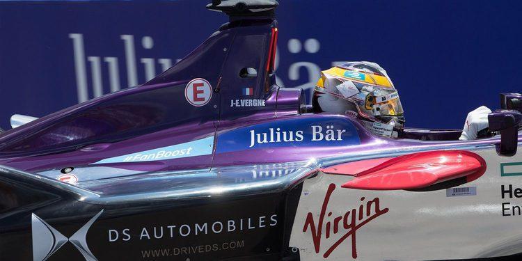 Directo: Sesión clasificatoria de la Fórmula E en París