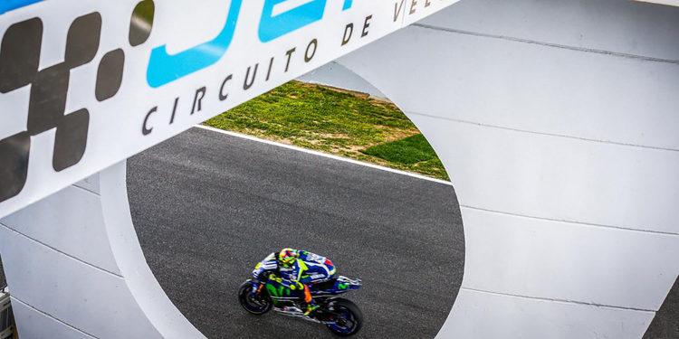 MotoGP: Jerez es territorio Rossi