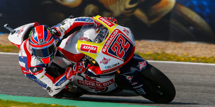 Moto2: Sam Lowes consigue la pole en Jerez