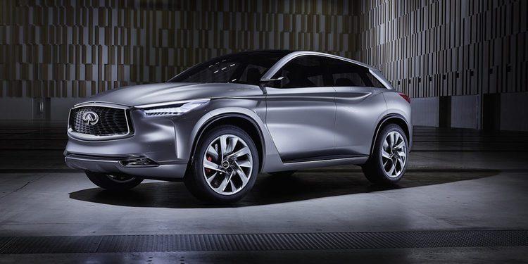 Infinti nos muestra el futuro de sus diseños a través del prototipo QX Sport