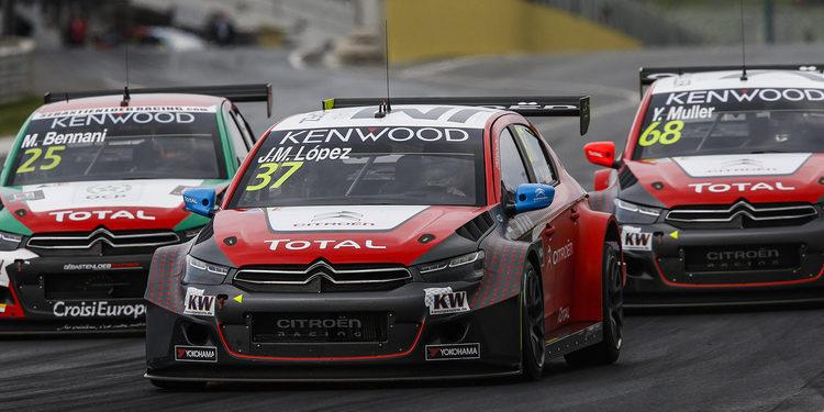 Citroën consigue la victoria en el MAC3