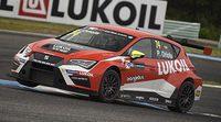 Mat'o Homola consigue su primera pole en las TCR en Estoril