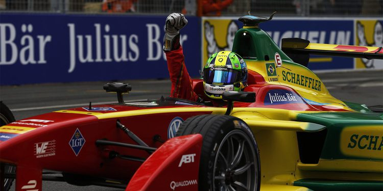Lucas Di Grassi conquista el Paris ePrix 2016