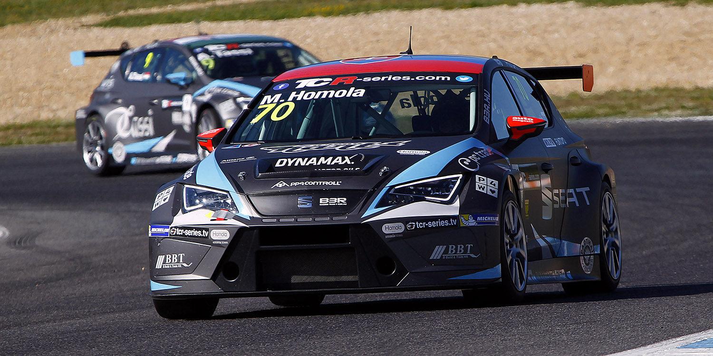 Directo: Carrera 1 de las TCR Series en Estoril