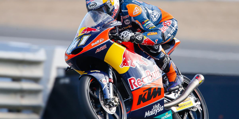 Moto3: El día que Binder se doctoró en el Mundial