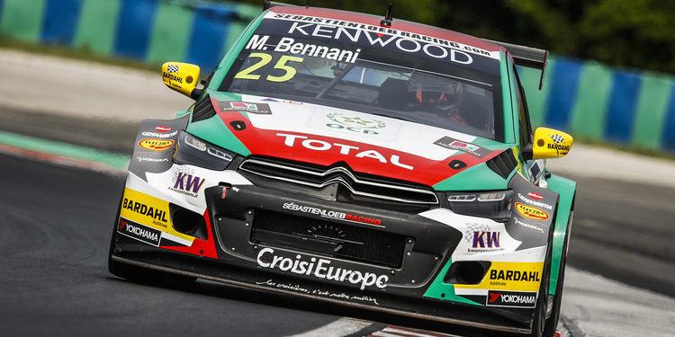 Directo: Carrera inicial del WTCC en Hungaroring
