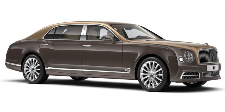 Nuevo Bentley Mulsanne First Edition, limitado a 50 unidades