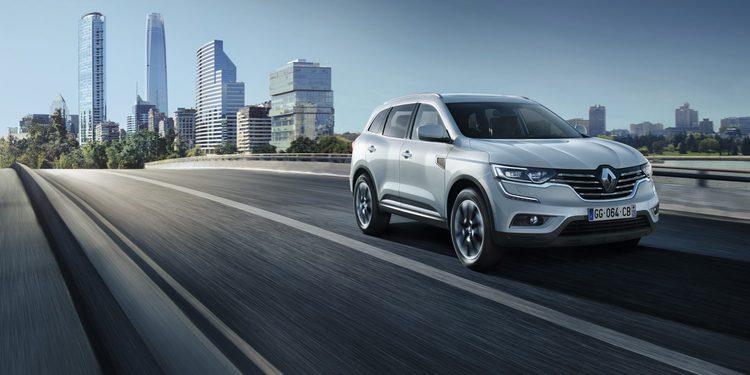 OFICIAL: Renault presenta la segunda generación del Koleos