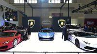 Lamborghini lleva a Pekín tres unidades muy especiales del Huracán