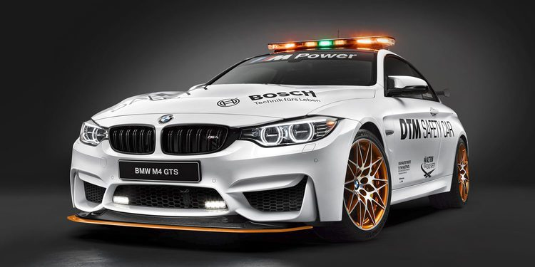 BMW presenta el Safety Car para la temporada 2016 del DTM