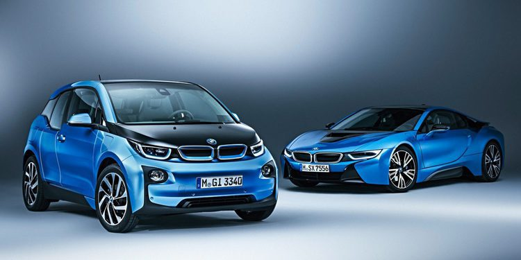300 KM de autonomía para el nuevo BMW i3 94Ah 2017