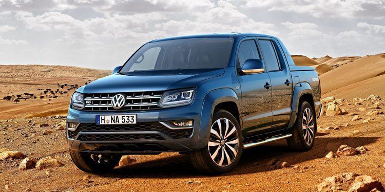 Los motores V6 llegan a la gama Volkswagen Amarok 2016