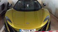 McLaren despliega buena parte de su gama al sur de la isla de Tenerife