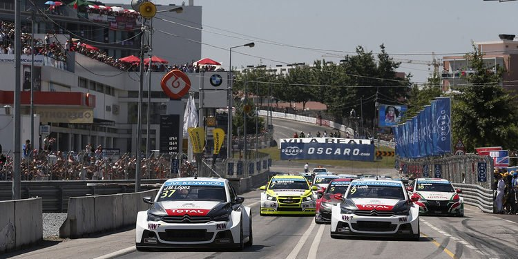 Éxito económico del WTCC en Vila Real
