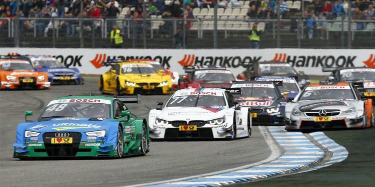Previo: Comienza la temporada del DTM en Hockenheim
