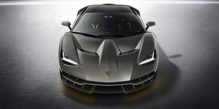 Dos unidades del Lamborghini Centenario llegarán a clientes de Mexico