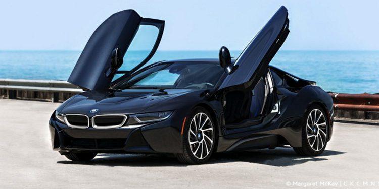 El restyling del BMW i8 llegará con 420 CV y mayor autonomía