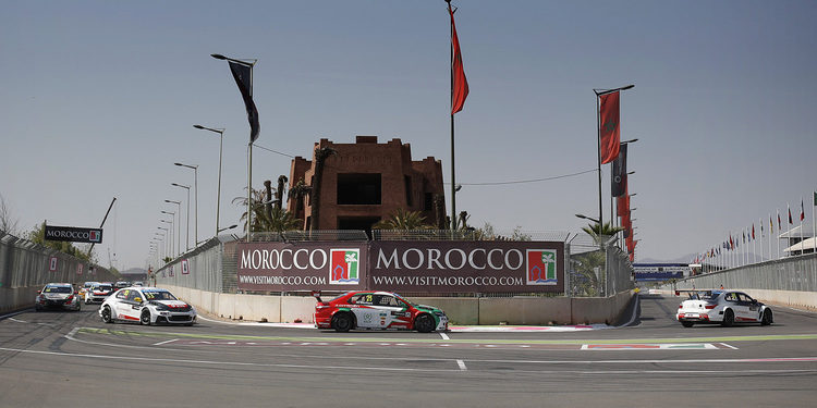 Previo: El WTCC estrena el nuevo circuito de Marrakech