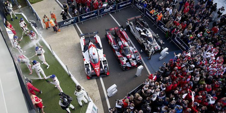El WEC llega a Spa-Franconrchamps, antesala de Le Mans