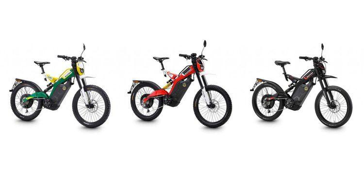 Bultaco presenta nuevas versiones matriculables de la Brinco