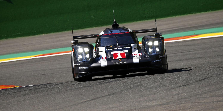 Mejor tiempo del fin de semana para Porsche en el FP3
