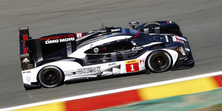 Porsche consigue en Spa su primera pole del año