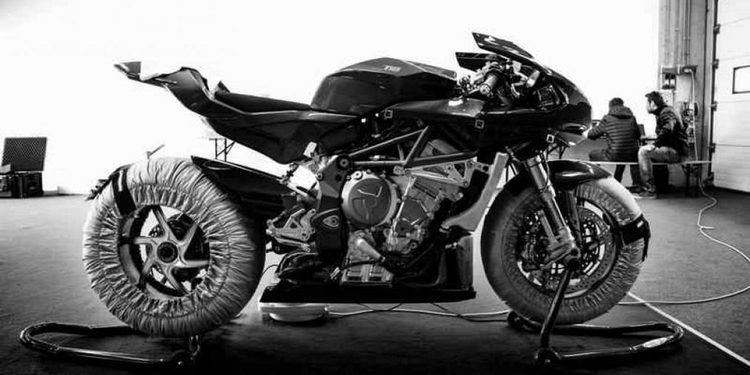 Tamburini T12 Massimo, la última superbike del genial ingeniero italiano