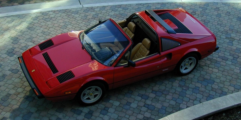 Recuperan un Ferrari 308 GTSi robado casi treinta años antes