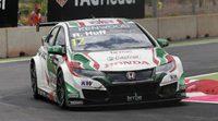 Pole para Huff en el triplete de Honda