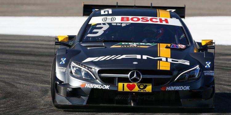 Paul Di Resta se hace con la pole de la clasificación 2