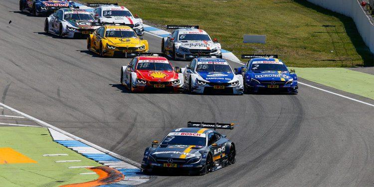 Paul Di Resta vence en la segunda carrera en Hockenheim